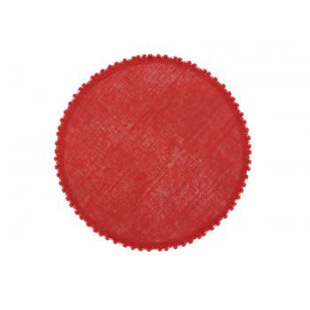 Jogo Americano Vermelho 38 cm - Yangzi