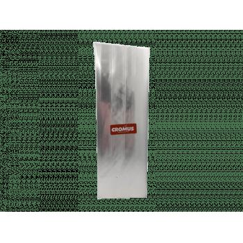 Saco Poli Sanfona 25x7,5 cm c/ 25 unidades - Cromus