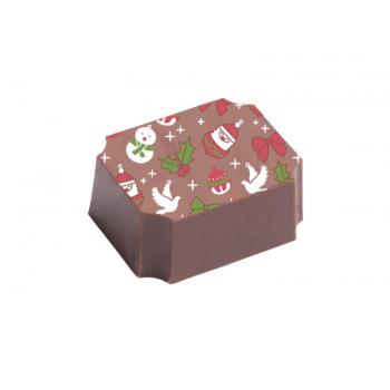 Transfer para Chocolate Natal N9019 - Stalden
