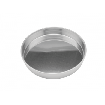 Forma Alumínio Bolo Redondo 25x5 cm - Caparroz