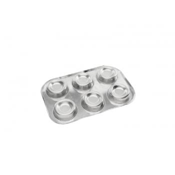 Forma para Bolo Mini Ballerine c/ 6 unidades - Caparroz