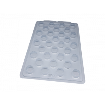 Forma de Acetato Alpino Estrias SP 08 N3538 - Bwb