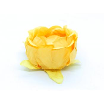 Forma para Doce Flora Amarelo Girassol c/ 30 unidades - Cromus