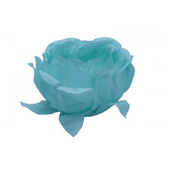 Forma para Doce Flora Azul Tiffany c/ 30 unidades - Cromus