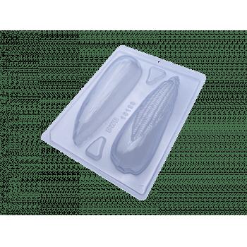 Forma Prática com Silicone Espiga de Milho com Palha N10199 - Bwb
