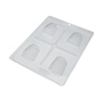 Forma Prática com Silicone Trufa Milho N823 – BWB