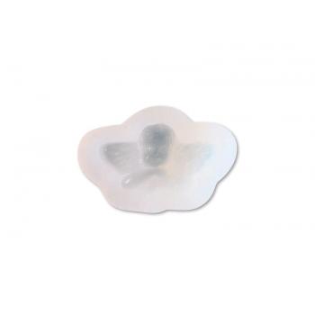 Molde de Silicone Anjo Barroco - Mzl