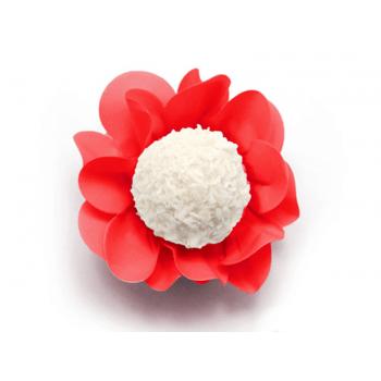 Forma para Doce Style Vermelha c/ 40 unidades - Ultrafest