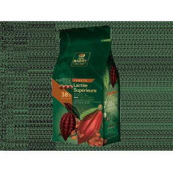 Chocolate Lactée Supérieure 38% Ao Leite 5kg - Cacao Barry